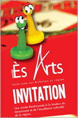 SOIRÉE ÈS ARTS 2012